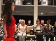 Atteinte de trisomie 21, elle réalise son rêve en défilant pendant la Fashion Week de New