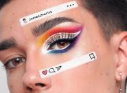 #Instaception, la nouvelle tendance maquillage qui illustre le contraste entre Instagram et la