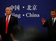La Chine répond aux taxes américaines, Trump accuse Pékin de tenter d'influencer les futures
