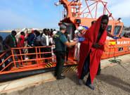 Más de 1.200 migrantes han sido rescatados en las costas andaluzas sólo este fin de