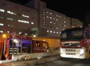 Sofocado el incendio en el Hospital de la Candelaria de