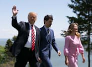 Trudeau Suggests Trump's Behaviour Is Why Canada Needs Chapter 19 In