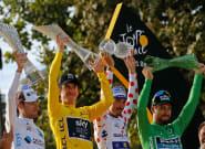 Geraint Thomas s'est fait voler son trophée du Tour de