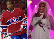 Former NHL Enforcer Georges Laraque Wins Montreal Drag Queen