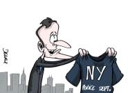 Le souvenir de New York qu'Emmanuel Macron va ramener en