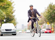 Biking To Work Is The Healthiest Way To Commute: