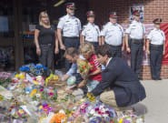 Trudeau Meets With Families Of Fredericton Shooting