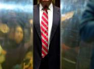 """À la poursuite du """"grand fantasme des journalistes"""" américains: une mystérieuse vidéo de Trump dans un"""