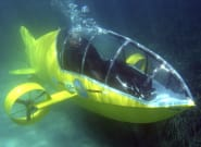 'Underwater Bicycle' Submarines Race It Out In U.K.