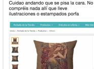 La denuncia viral de una diseñadora de Valencia por lo que AliExpress ha hecho con sus