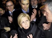 La dura acusación de Rosa Díez a Pedro Sánchez por