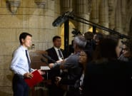 Trudeau: Canada Won't Back Down On NAFTA