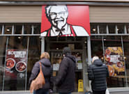 KFC Closes More Than Half Of Its U.K. Restaurants After Chicken