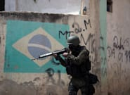 Brazil's Military Takeover Of Security In Rio De Janeiro Is A Looming