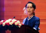 U.S. Holocaust Museum Revokes Human Rights Award Given To Aung San Suu