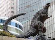 Tokyo Just Put Up A New Godzilla