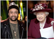 Shaggy Is Performing At The Queen's Birthday