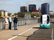 GATEway Project: This Driverless Pod Could Be The Future Of Public