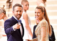 Ryan Reynolds Responds To Rumours About Marriage To Blake