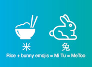 How Coded Language And Emojis Are Helping China's Feminists Skirt