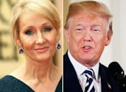 J.K. Rowling Taunts 'Haughty' Donald Trump With Handwriting