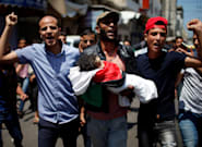 Palestinian Family Says 8-Month-Old Died From Israeli Tear Gas In Gaza Protest Crackdown