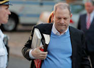 Harvey Weinstein Turns Himself In To Police For Alleged Sex
