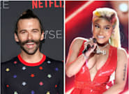 Jonathan Van Ness Calls Out Nicki Minaj For Harper's Bazaar Russia