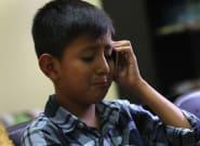 Los niños migrantes eligen entre una posible muerte y no volver a ver sus