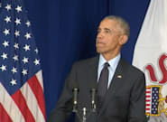 Barack Obama Rebukes Donald Trump Publicly For First