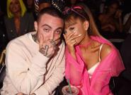 Ariana Grande rompe su silencio sobre la muerte de su ex Mac
