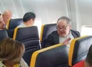 La vergonzosa y racista escena vivida en un vuelo de Ryanair