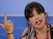 Teresa Rodríguez le da la puntilla a Irene Montero: un mensaje personal directo donde más