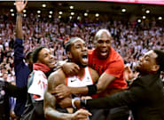 Raptor Kawhi Leonard's Bouncing Buzzer-Beater Is More Epic With 'Avengers'