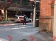 À Sydney, un homme poignarde une femme aux cris de