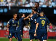 El Real Madrid empieza La Liga