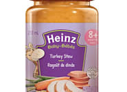 Recall For Heinz Turkey Baby Stew In 5