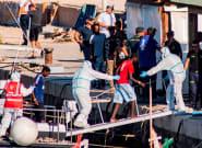 El Gobierno ofrece Algeciras como puerto de destino al Open