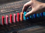 El mejor vídeo que vas a ver hoy: 15.000 fichas de dominó y mucho tiempo