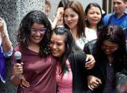 La Justicia salvadoreña absuelve a la mujer acusada de homicidio por