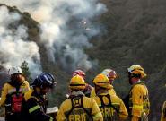 Un bombero forestal triunfa con su opinión sobre quienes les llaman