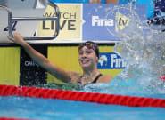 La nadadora española Alba Vázquez hace historia al batir el récord del mundo en 400