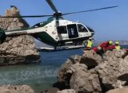El arriesgado rescate a una niña de 8