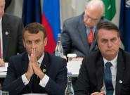 Francia acusa a Bolsonaro de