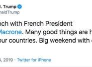 Trump vuelve a tuitear la cuenta 'fake' de