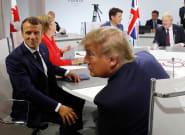 Trump desmiente a Macron que haya un mensaje común del G7 a
