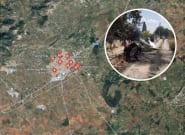 Siete fallecidos en Inca (Mallorca) tras el choque de un helicóptero y una