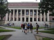États-Unis: Un étudiant palestinien à Harvard expulsé après la révocation de son