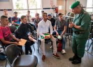 Lancement officiel de l'opération du service militaire au sein des centres de formation des