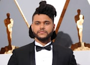 The Weeknd méconnaissable au Festival du film de